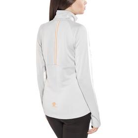Bergans Galdebergtind Jacket Ladies White/Alu/Pumpkin
